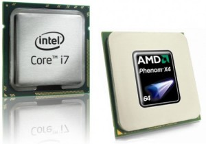 Jenis-jenis Processor Intel dan Amd