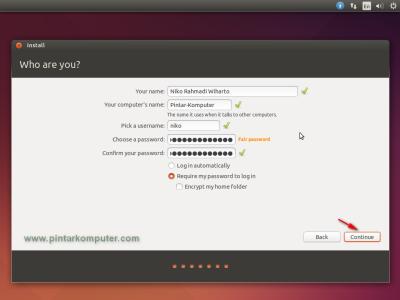 Langkah-langkah Cara Install Linux Ubuntu Desktop 14.04 LTS Trusty Tahr
