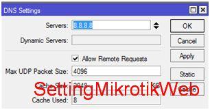 Tutorial Cara Setting Mikrotik Sebagai Gateway Internet Dengan Winbox4